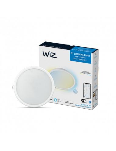 Wiz Downlight Inteligente 24w Luz...